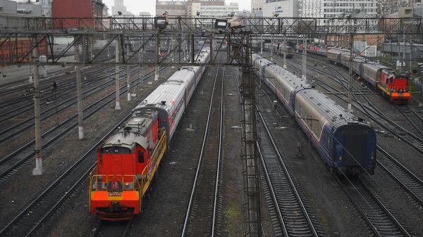 Минтранс назвал сроки восстановления железнодорожного пассажиропотока