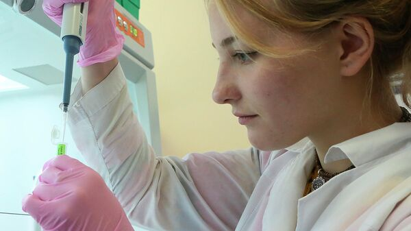В лаборатории трансплантационной иммунологии НМИЦ гематологии