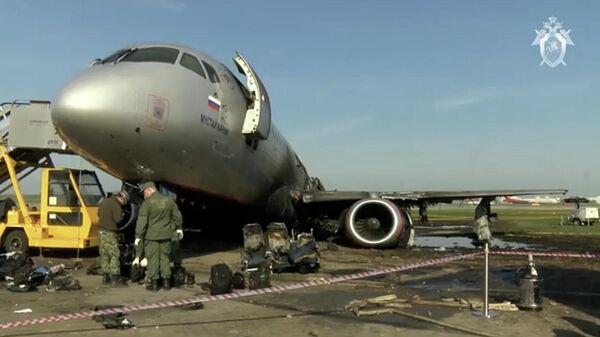 Суд начнет рассматривать дело о крушении SuperJet в Шереметьево