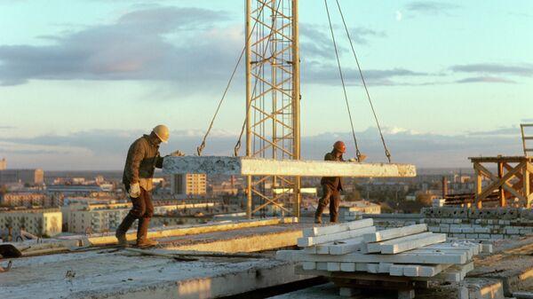 Строительство нового микрорайона в Йошкар-Оле