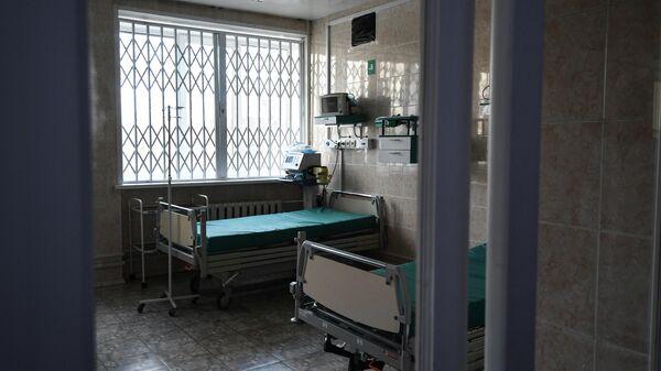 Палата в больнице