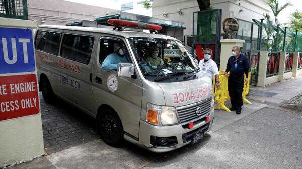 Скорая помощь в Сингапуре