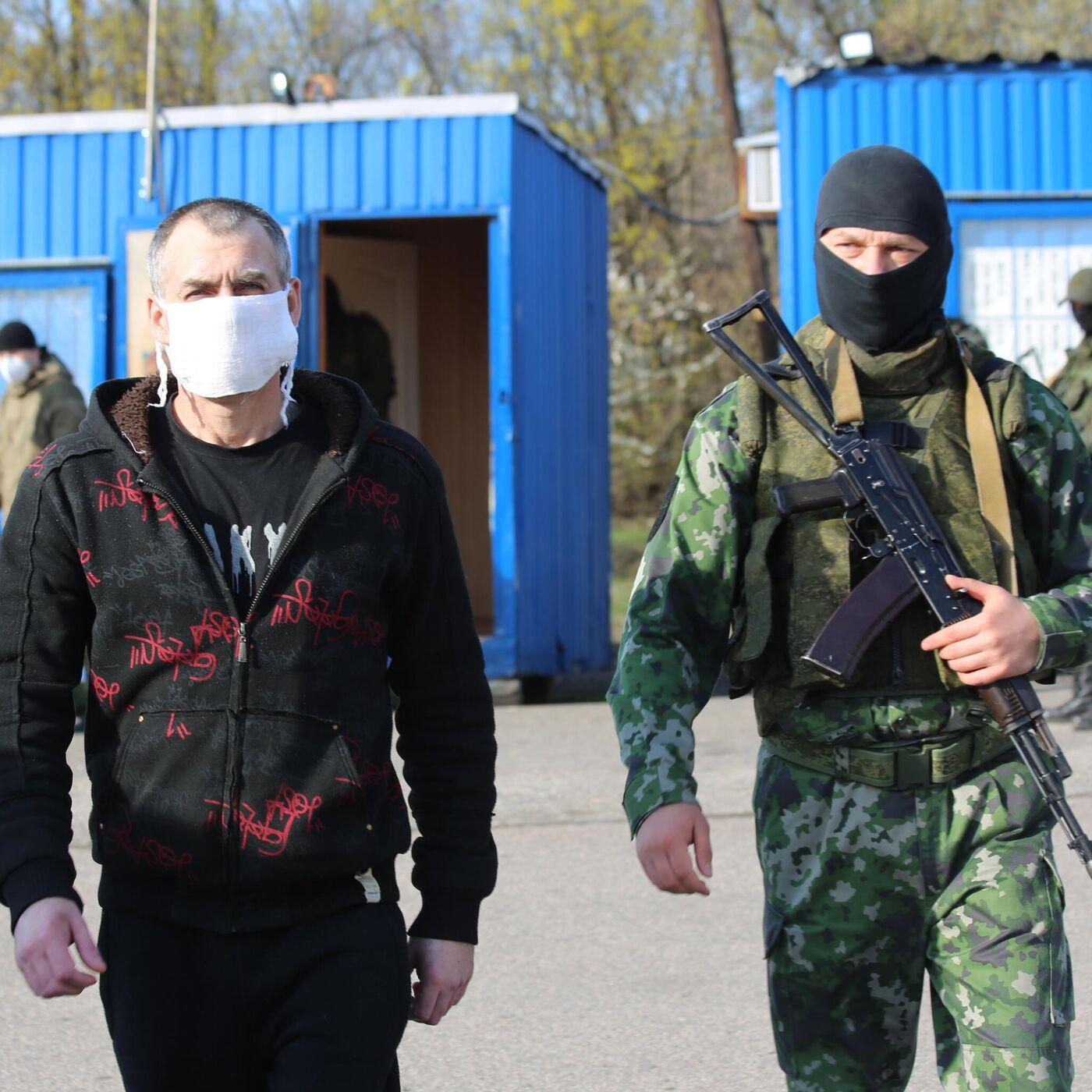Украина отказалась от договоренностей по обмену удерживаемых лиц - РИА  Новости, 08.07.2020