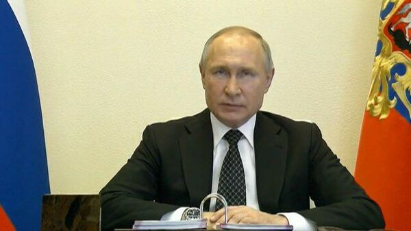Путин предложил запустить льготную программу ипотеки
