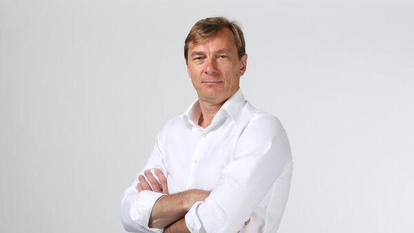 Директор нижегородского волейбольного клуба АСК Дмитрий Фомин