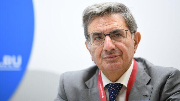 Президент Ассоциации Познаем Евразию, председатель совета директоров АО Банк Интеза Антонио Фаллико