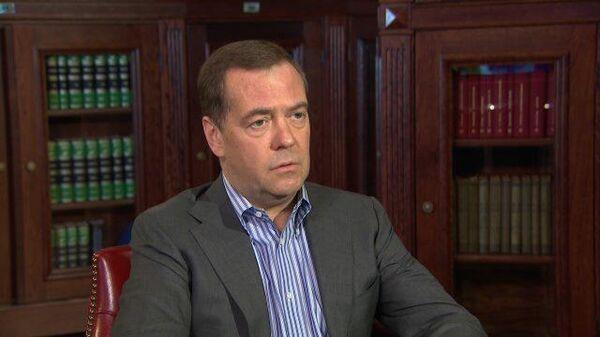 Угроза не мифическая. Медведев заявил об усилении мер борьбы с преступностью