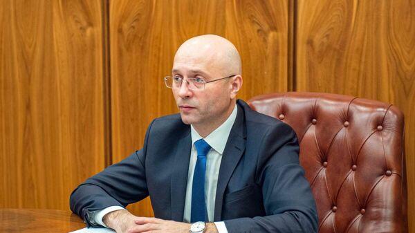 И.о. заместителя главы Хакасии - министр строительства и ЖКХ Сергей Новиков