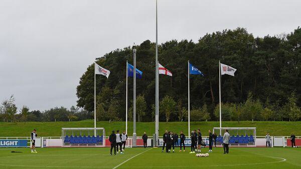 Тренировочный центр сборной Англии по футболу Сент-Джордж Парк
