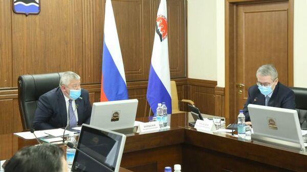 Депутаты Камчатки утвердили первый пакет антикризисных законов