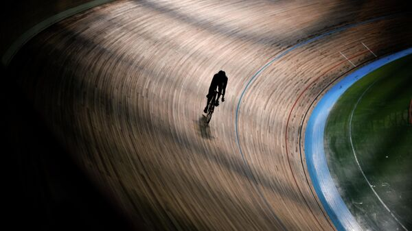Велоспорт. Трек. Мемориал им. А. Лесникова