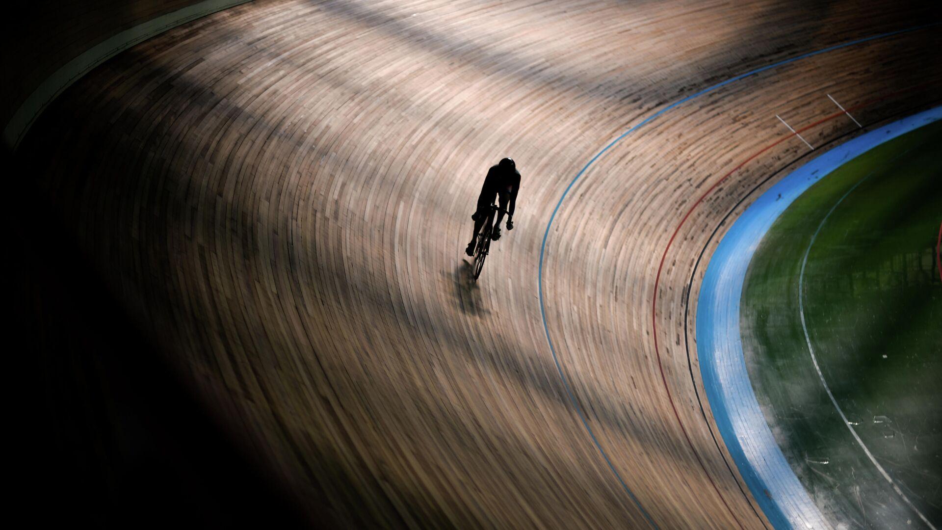 Велоспорт. Трек. Мемориал им. А. Лесникова - РИА Новости, 1920, 30.10.2020