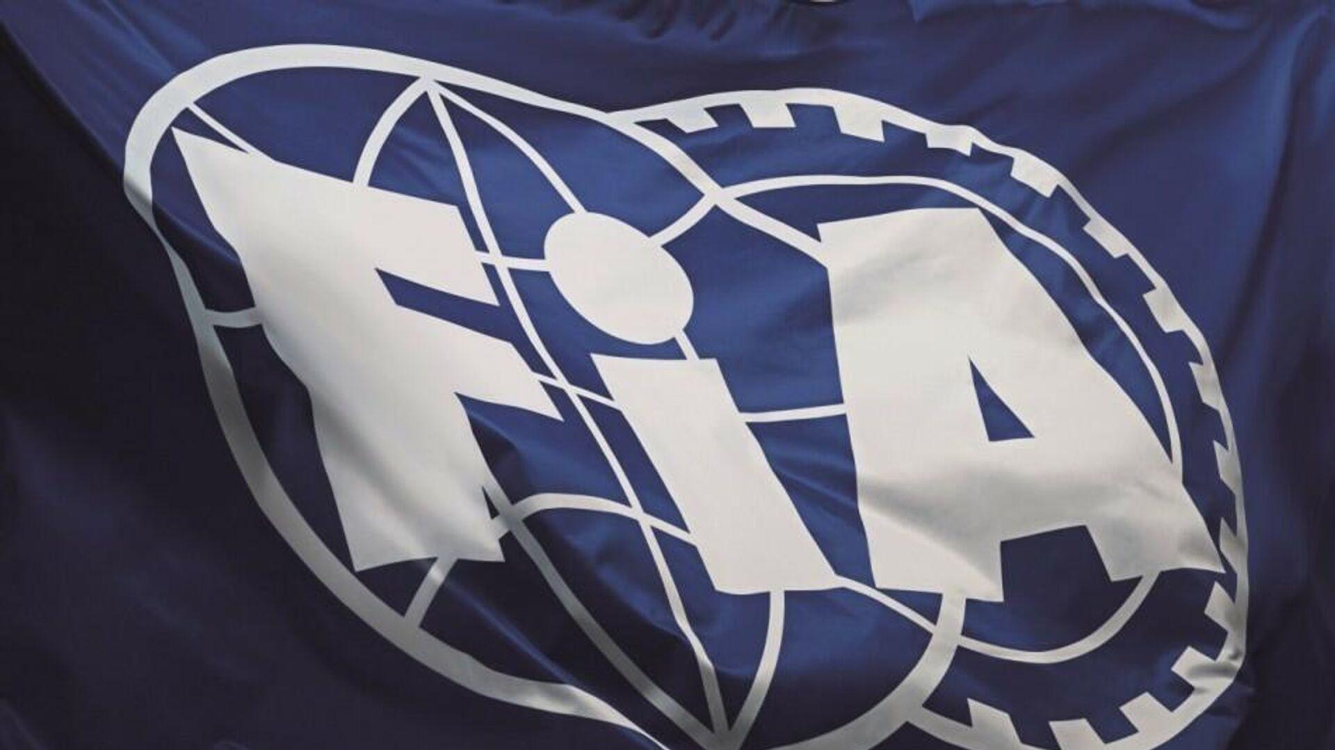 Логотип Международной автомобильной федерации (FIA) - РИА Новости, 1920, 22.03.2021