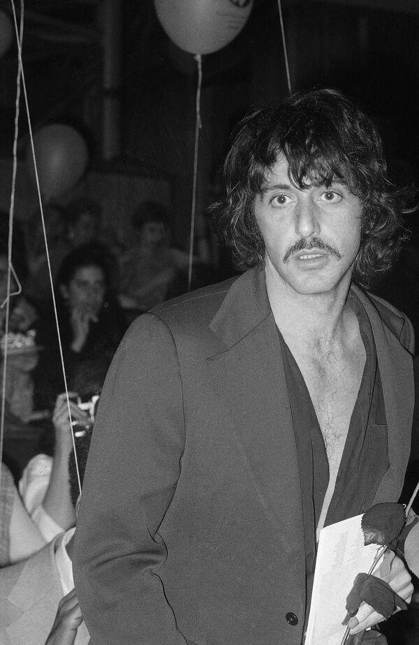 Актер Аль Пачино, 22 июня 1978