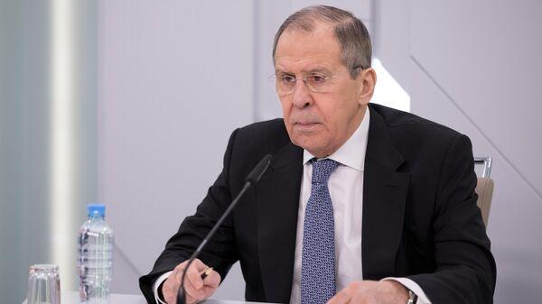 """Лавров не ожидает результата от разговора глав МИД """"нормандского формата"""""""