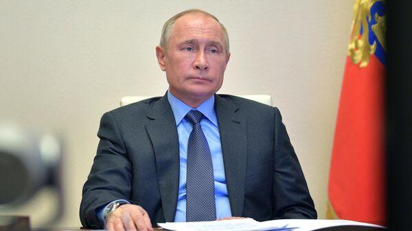 Путин назвал важнейший шаг в восстановлении экономики после коронавируса