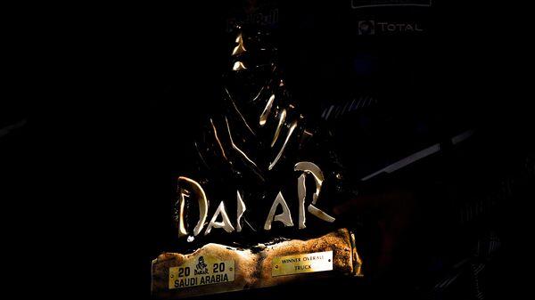 Приз за победу на Дакаре