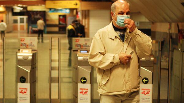 В Иране выявили свыше двух тысяч новых случаев COVID-19