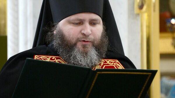 Епископ Железногорский и Льговский Вениамин