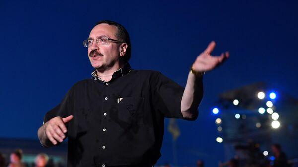 Джазовый пианист Даниил Крамер на международном музыкальном фестивале Koktebel Jazz Party в Крыму