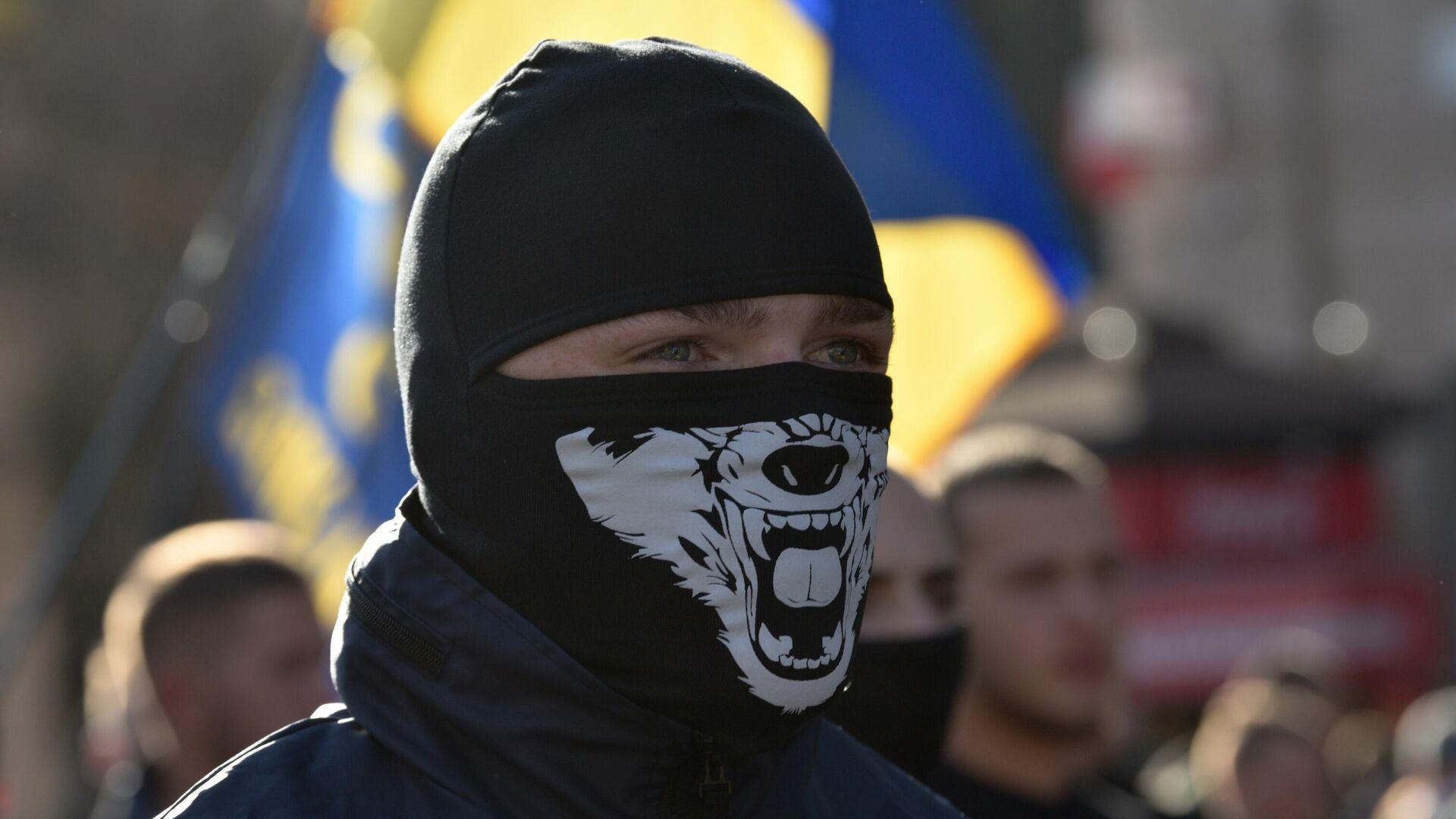 Марш националистов на Украине - РИА Новости, 1920, 09.05.2021