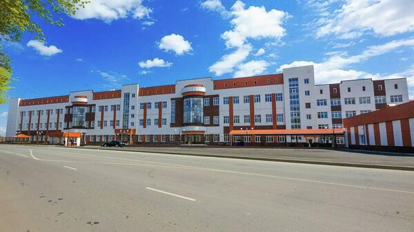 Третий госпиталь для пациентов с COVID-19 в Карачаево-Черкесской Республике