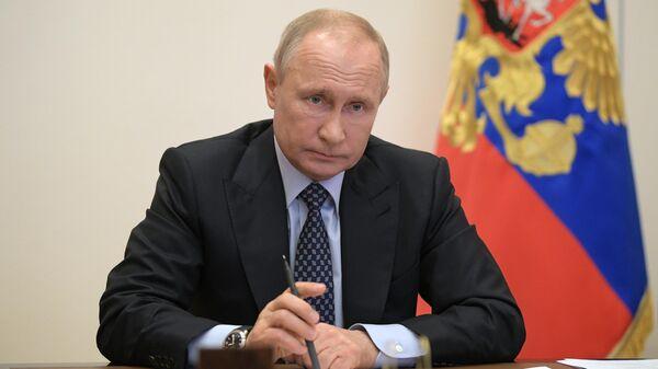Путин о ситуации на энергетическом рынке: такого раньше не было