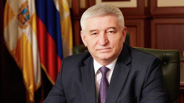 Глава города Ставрополь Андрей Джатдоев