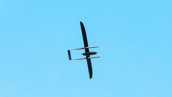Беспилотный летательный аппарат, вышедший из-под контроля на территории Латвии