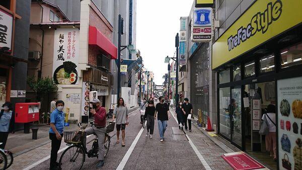 Жители Японии во время майских праздников в режиме самоизоляции