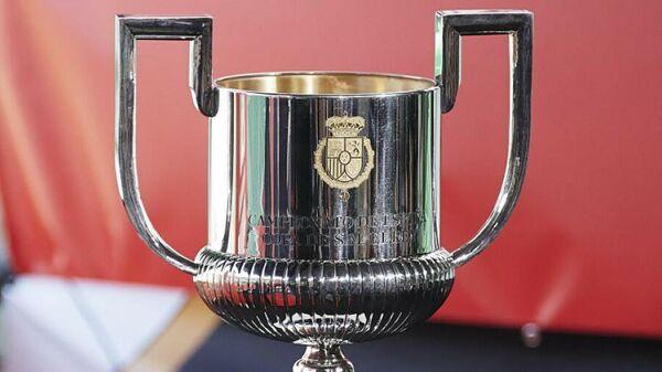 Трофей Кубка Испании по футболу