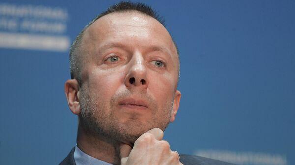 Российский предприниматель Дмитрий Босов