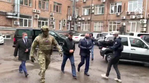 Задержание бизнесмена Анатолия Быкова в Красноярске
