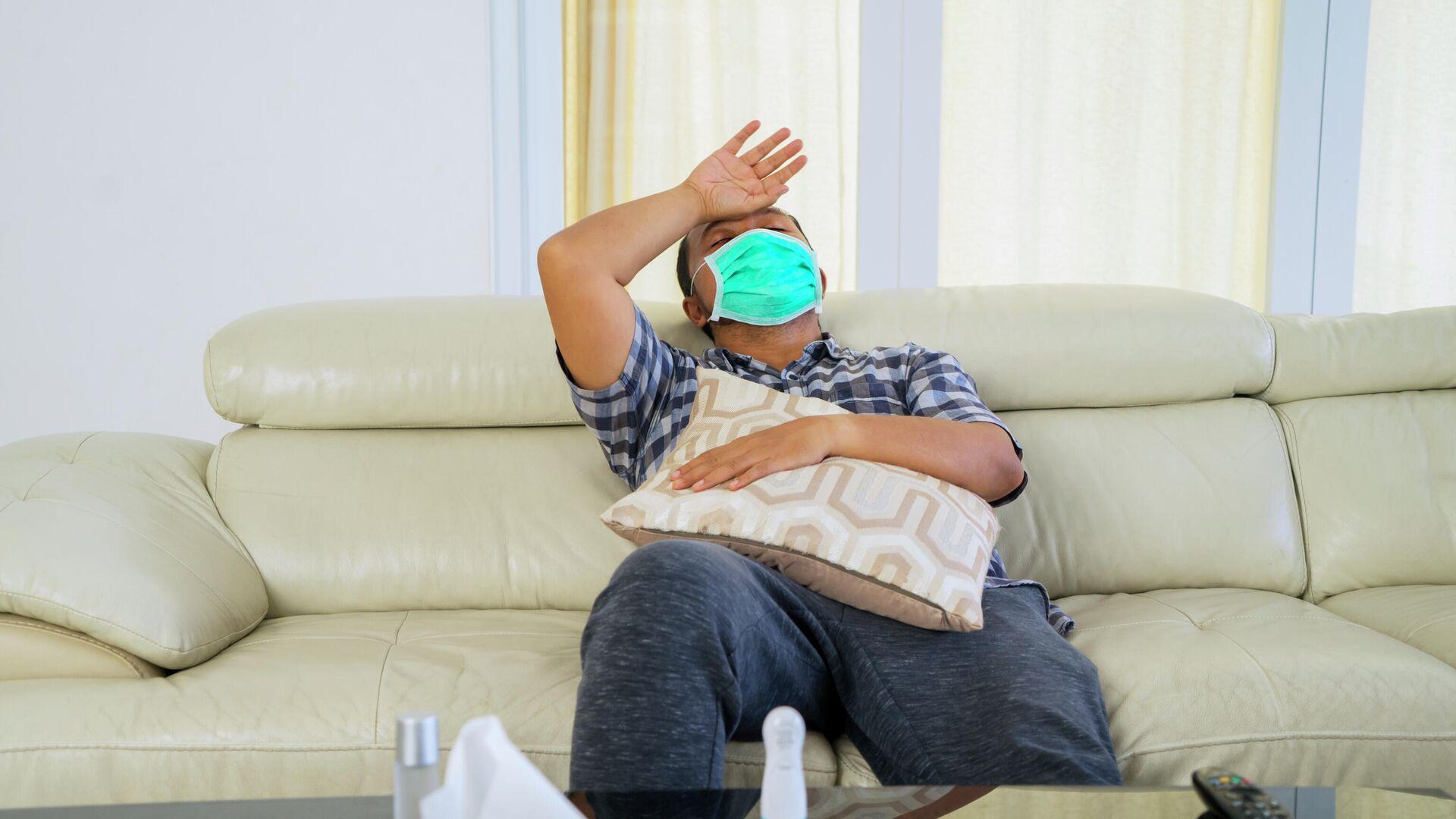 Ученые назвали основные симптомы постковидного синдрома