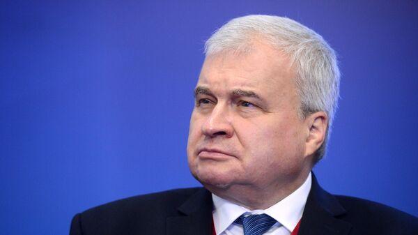 Чрезвычайный и полномочный посол Российской Федерации в Китайской Народной Республике Андрей Денисов