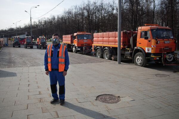 Коворяшкин Павел - Водитель ГБУ Автомобильные дороги