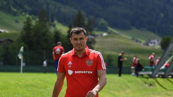 Эдуард Безуглов: ни у одного российского футболиста нет коронавируса