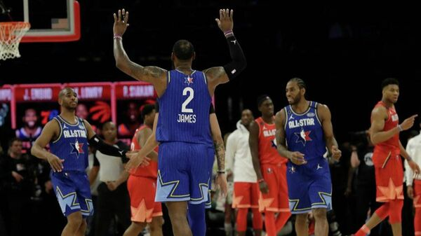 Матч звезд НБА 2020 года