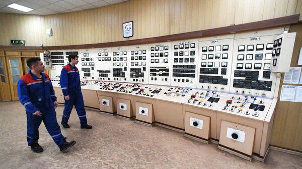 Работа ТЭЦ-2 во Владивостоке