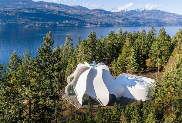 Храм света. Канада. Patkau Architects Inc, номинация New Facilities