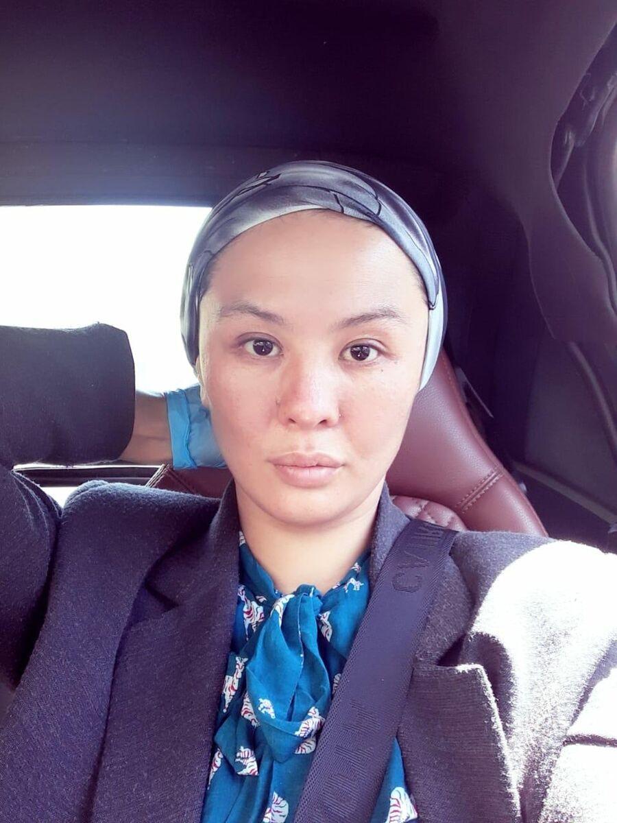 Гульзина Маматахунова