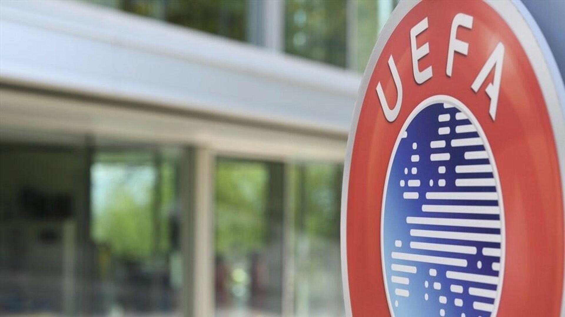 Логотип УЕФА - РИА Новости, 1920, 21.01.2021