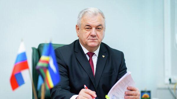 Глава муниципального образования городской округ Охинский  Сергей Гусев