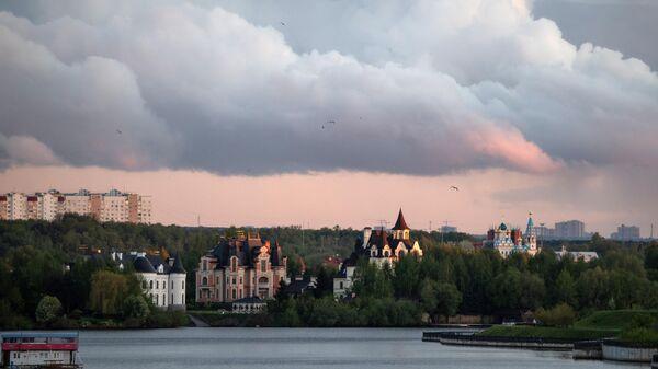Коттеджный поселок Береста на берегу Москвы-реки в Московской области