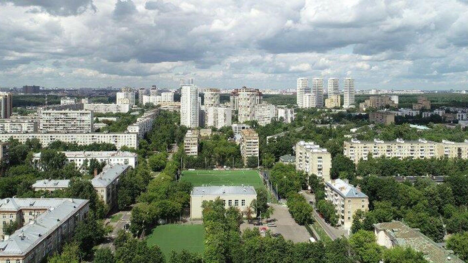 Виды Москвы - РИА Новости, 1920, 19.01.2021