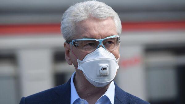 Собянин заявил о серьезном ударе по бюджету Москвы из-за коронавируса