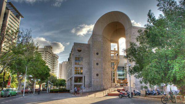 Оперный театр в Тель-Авиве
