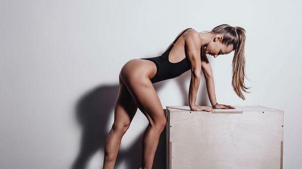 Фитнес-блогер Софья Солдатова