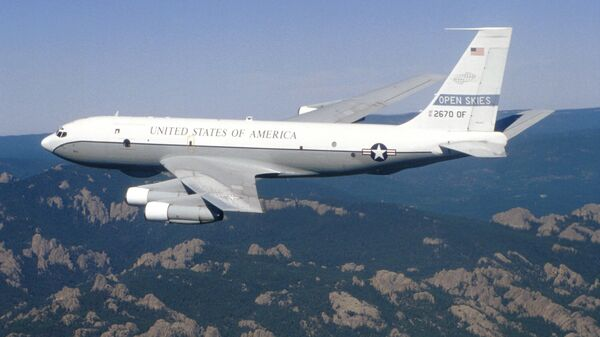 Самолет Boeing OC-135B