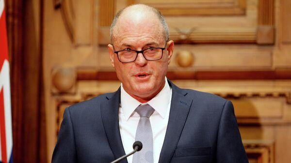 Член парламента Новой Зеландии Тодд Мюллер